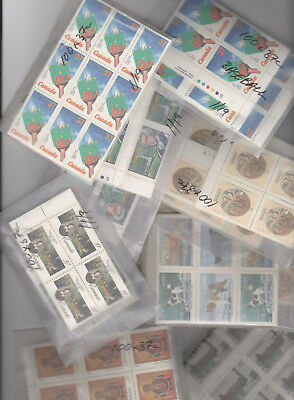 CANADA POSTAGE 100x37cent mint never hinged Your price $29.60