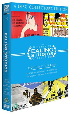 Alec Guinness, Cecil Parker-Ealing Studios Collection: Volume 3 DVD NEUF