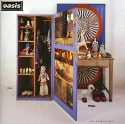 Oasis - Stop The Clocks - 2 CDs - Best/Greatest Hits