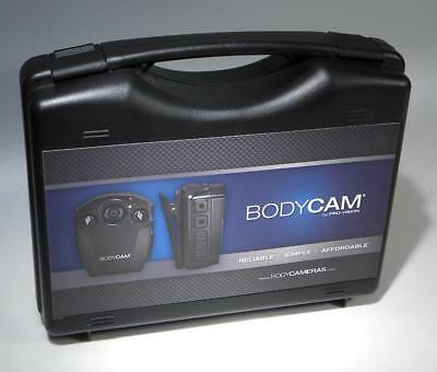 Pro-Vision Bodycam BC-100 HD Body-Worn Video Camera 1080p with Night-Vision--NEW