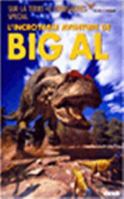 walking with the dinosaurs-L`Incroyable Aventure De Big Al (Dvd) DVD NEUF