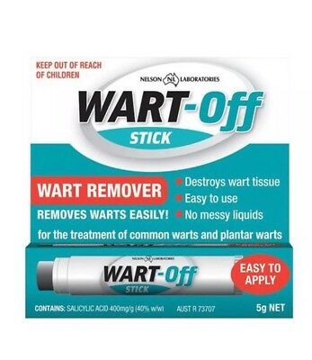 CHEAP—WART OFF Stick 5g Wart Remover!