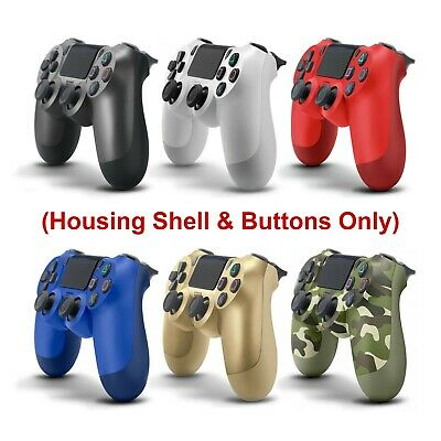 Official Sony Playstation 4 Controller Housing Shell & Buttons PS4 Version 2