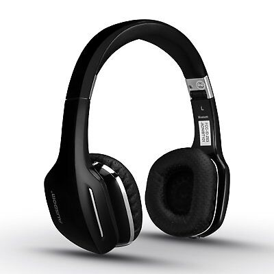 AUSDOM M07 Bluetooth Wireless Stereo Headphones Headset Foldable Overear AUX Mic