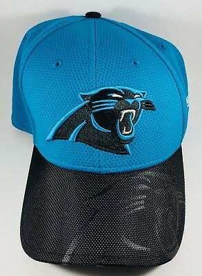 da40d1ea7 ... low price new era carolina panthers blue 2016 sideline official 39thirty  flex hat 1ac3b ab31c