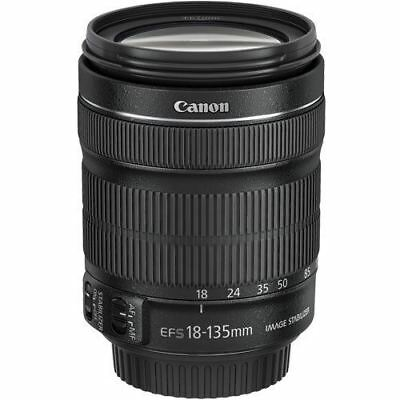 Canon EF-S 18-135mm F/3.5-5.6 IS STM Lens - Pre-Owned - Grade B