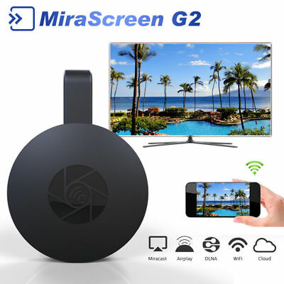 For Chromecast 2nd Generation HDMI Media Video Digital Streamer Dongle 1080P HD