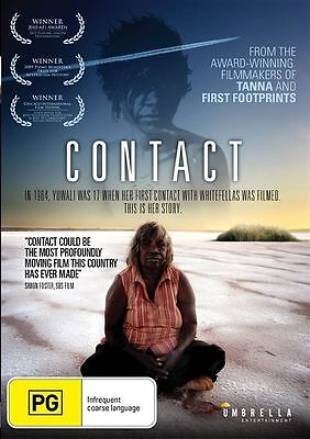 Contact (DVD, 2017)  AUSTRALIAN MOVIE NEW AND SEALED