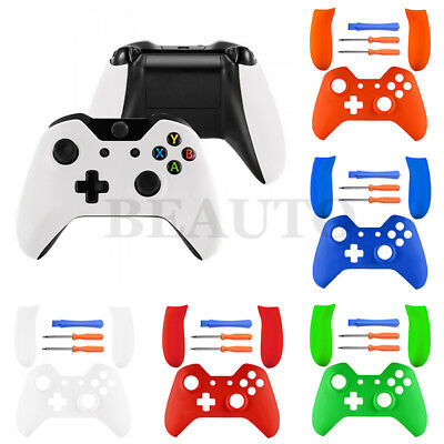 Repair Front Shell Cover Faceplate Hand Grip Side Case for Xbox One Controller
