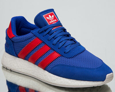 adidas Originals I-5923 New Men's Lifestyle Shoes Blue Red 2018 Sneakers D96605