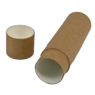 Nutley's Cardboard Lip Balm Tubes Biodegradable Natural Recyclable 1oz 28ml