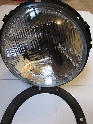 Land Rover Military Defender Wipac Headlight Assembly, Bedford, Daf etc
