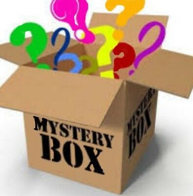 Mistery Box (All Brand New Items & Items Worth More Than The Price Of The Box)