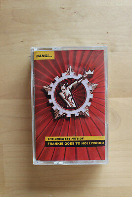 Frankie goes to Hollywood - BANG! The greatest hits of - Kassette MC Tape