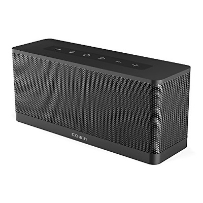 Meidong COWIN 3119 Portable WiFi Bluetooth Speaker with Amazon Alexa, Multi Room