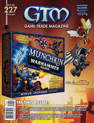 GTM Game Trade Magazine #227 - January - New