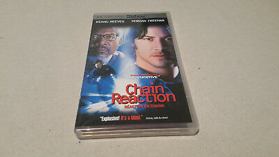 Chain Reaction UMD Video Sony PSP COMPLETE