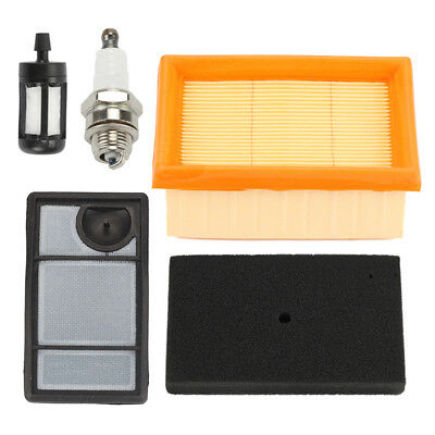 Air Fuel Filter Tune Up Kit For Stihl TS400 Cut Off Saw Chainsaw 4223 140 1800