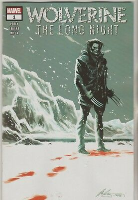 Marvel Comics Wolverine The Long Night #1 March 2019 1St Print Nm