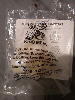 Ghostly Glowing Squirters Kfc Kids Meal Toy 1996 unopened ghost casper