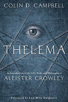 Thelema by Colin D. Campbell New Paperback / softback Book