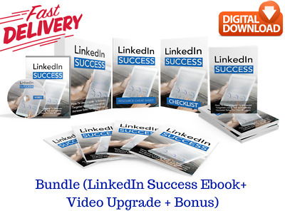 LinkedIn Success + Video Upgrade - Your Guide For Powerful marketing business