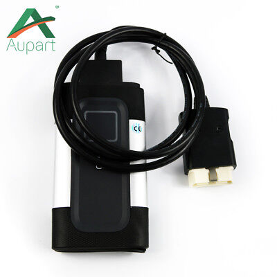TCS CDP Plus Autocom Cdp OBD2 OBDII Car Auto Scanner Dignostic Tool and Cables