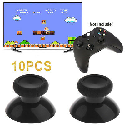 10x Analog Thumbstick Thumb Stick Joystick Cap fits Xbox One Controller US Stock