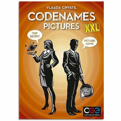 Codenames Pictures XXL Edition