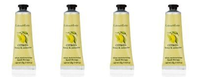 Crabtree & Evelyn Hand Therapy - 4 x 25g = 100g - CITRON HONEY & CORIANDER - New