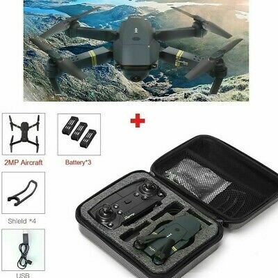 Drone X PRO Quadcopter with CASE UPGRADED Edition Selfie HD Camera WIFI Drone