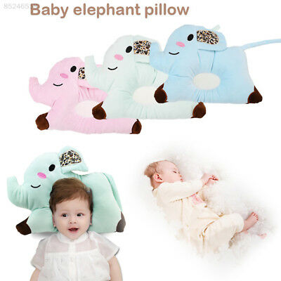 D42A 4 Colors Sleeping Elephant Newborn Shaping Pillow Creative Lovely Cartoon