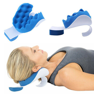 US Neck And Shoulder Relaxer Neck Pain Relief Massage Pillow Neck Pillow Cushion