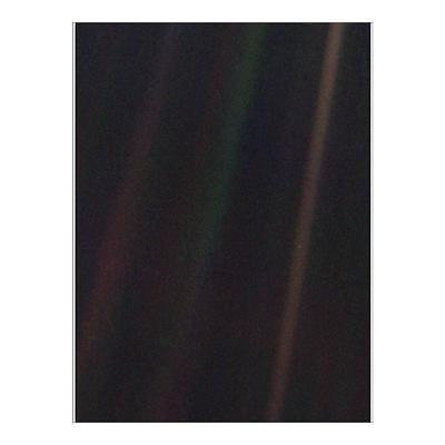 "16""x12"" (41x30cm) Print of Pale Blue Dot, Voyager 1 image from"