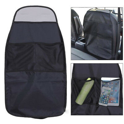 Car Seat Back Protector Cover for Children Kick Mat Protect From Mud Dirt