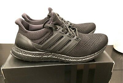 promo code db47e bd396 ... discount code for adidas ultra boost 1.0 ltd triple black sz 11 bb4677  100 authentic 08eb3