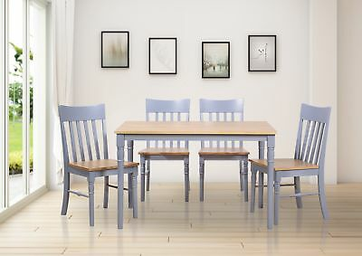 Super Dining Set And 4 Chairs Grey Oak Solid Wood Kitchen Table 6 Squirreltailoven Fun Painted Chair Ideas Images Squirreltailovenorg