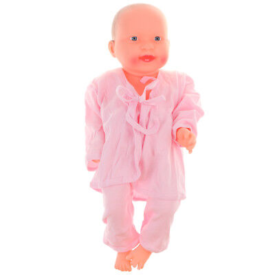 """Baby Girl Doll Dress Cloth 20"""" Vinyl Body Infant Dolls Anatomically Weighted"""