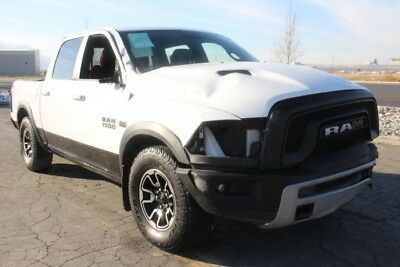 2016 Dodge Ram 1500 Rebel 2016 Dodge Ram 1500 Rebel Off-Road Capable Repairable Salvage Vehicle! Must See!