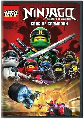 Lego Ninjago: Masters Of Spinjitzu - Season 8 [New DVD]