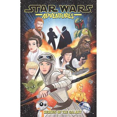 Star Wars Adventures Vol. 1 IDW Comics Graphic Novel Softcover New