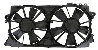 Radiator And Condenser Fan For Ford Lincoln Fits F-150 Navigator FO3115184