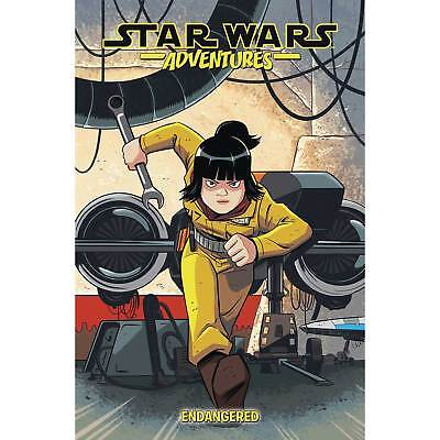 Star Wars Adventures Vol. 3 Endangered IDW Comics Graphic Novel Softcover NEW