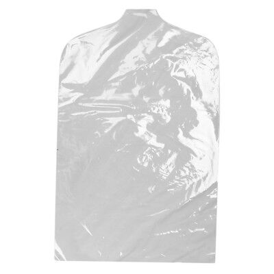 4956cca37ce4 Clear Garment Covers Plastic Dry Cleaner Clothes Bags For Shirt Dress Suits