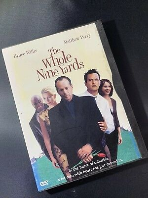 The Whole Nine Yards (DVD, 2009) FREE SHIPPING, HANDLING & TRACKING!!!