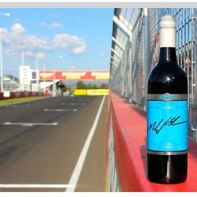 "Mount Panorama Wines Mark ""Frosty"" Winterbottom Shiraz Hand Signed, 354"