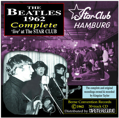 The Beatles 1962 Star Club - 30-Track CD