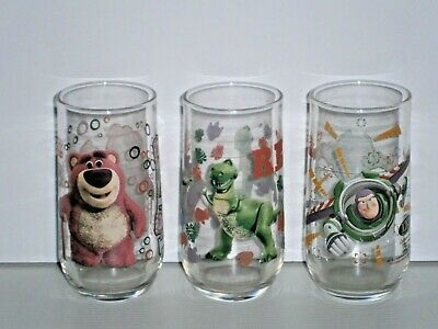 G84  IXL Collectables LTD. ED.2 Diff. Toy Story Glasses