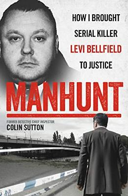Manhunt by Colin Sutton New Paperback / softback Book
