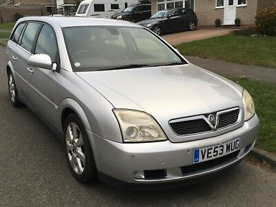 Vauxhall Vectra 3.2 V6 estate